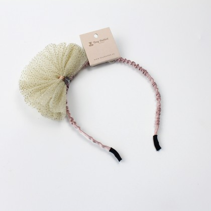 Hairband with Applique